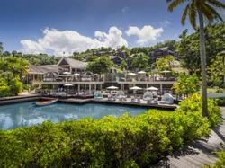 Discovery At Marigot Bay Hotel :  Sainte-Lucie