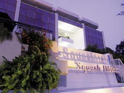 Le Squash Hotel :  Martinique