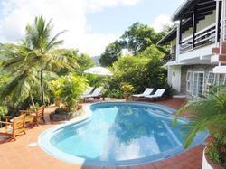Marigot Palms Luxury Caribbean Apartment Suites : Hotel  Sainte-Lucie