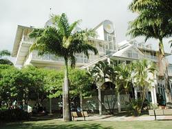 Saint John Perse : Hotel  Guadeloupe