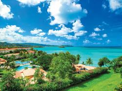 Almonds Morgan Bay : Hotel  Sainte-Lucie