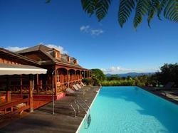 Jardin Malanga : Hotel  Guadeloupe