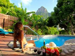 Stonefield Villa Estate Resort : Hotel  Sainte-Lucie