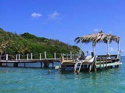 Ilet Oscar : Camping Martinique