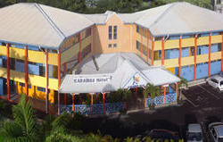 Karaibes Hotel :  Guadeloupe