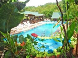 JJ's Paradise Resort : Hotel  Sainte-Lucie