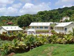 Hôtel Villa Bleu Marine :  Martinique